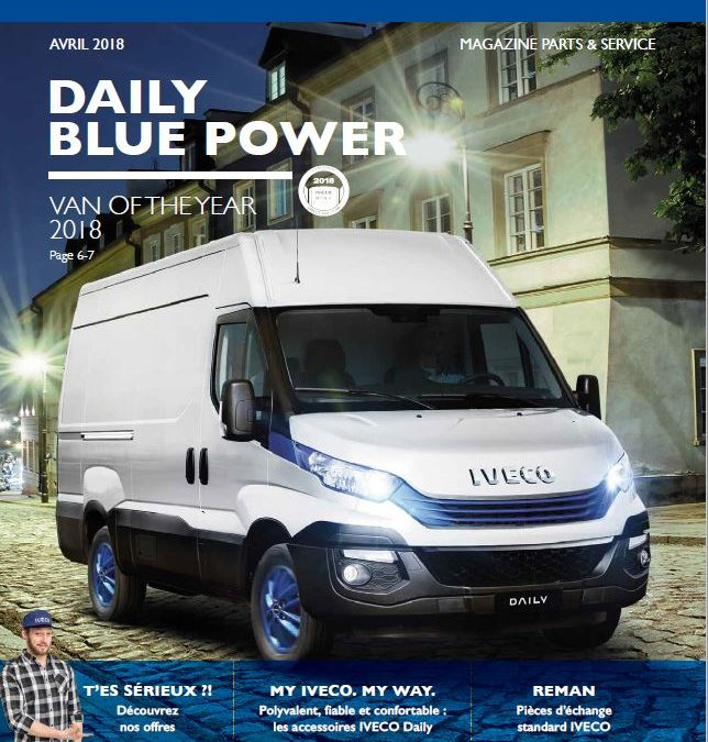 IVECO & YOU – avril 2018